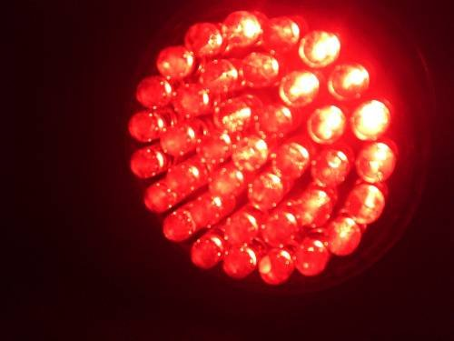 Anti Aging Fine Lines u0026 Wrinkles Red LED Light Therapy Skin 38 LED Bulb  660nm. Red Light Therapy Reviews
